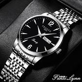 男士手錶2020新款名牌瑞士機械錶男全自動防水超薄夜光石英手錶男 范思蓮恩