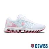 【超取】K-SWISS Tubes Comfort 200 Collab 輕量訓練鞋-女-白/粉紅/粉彩花布