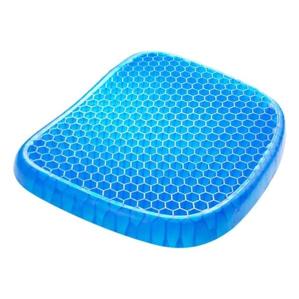 多功能矽膠雞蛋坐墊蜂窩凝膠汽車座墊透氣冰涼軟墊辦公室四季通用【新年特惠】
