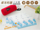 【EC0003】保冷利器-小冰寶(保冷劑)8*17冰磚母乳冷凍袋冰敷消腫