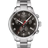 TISSOT天梭Chrono XL韻馳系列經典計時腕錶 T1166171105702