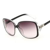 太陽眼鏡-偏光大框百搭瘦臉時尚抗UV女墨鏡5色71g36【巴黎精品】