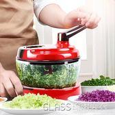 絞菜機手動攪餡機攪菜機家用餃子餡碎菜機攪蒜器泥切辣椒切菜    琉璃美衣