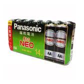 panasonic 黑錳3號電池14入