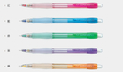超人氣商品促銷PILOT 百樂 H-185N 透明七彩自動鉛筆 0.5mm / 支
