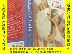 二手書博民逛書店kitten罕見in tbe cold:小貓感冒了Y200392
