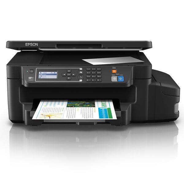 [免運 加購墨水登錄送好禮] 愛普生 EPSON L605 高速網路 Wifi 六合一 連續供墨印表機