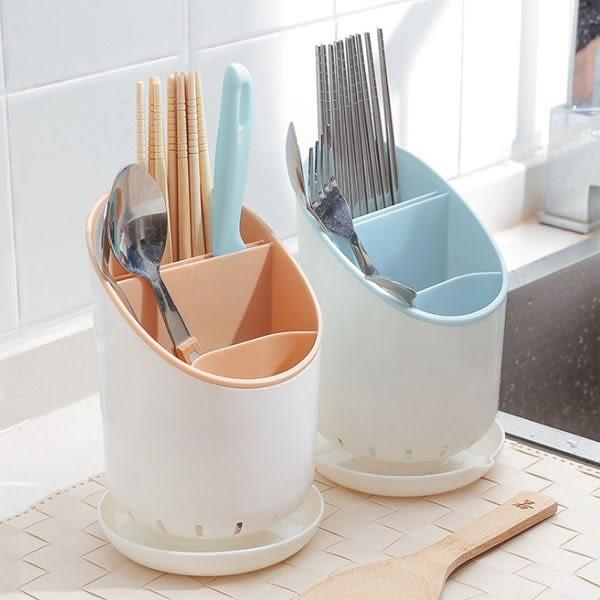 瀝水架-北歐風多功能創意居家時尚簡約筷子湯匙吸管瀝水架【AN SHOP】