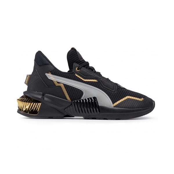 PUMA Provoke XT Wns 女款 黑色 金 運動 訓練鞋 193784-01