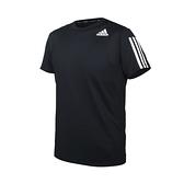 ADIDAS 男短袖T恤(亞規 吸濕排汗 慢跑 路跑 運動 上衣 愛迪達≡體院≡ GQ2159