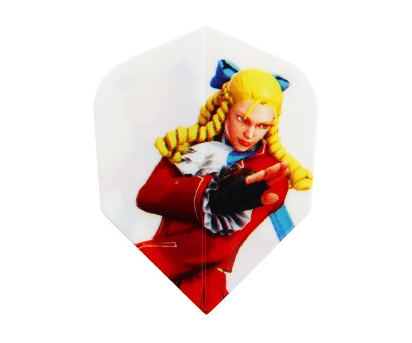 【S4 x Street Fighter V】花梨 -KARIN- 鏢翼 DARTS