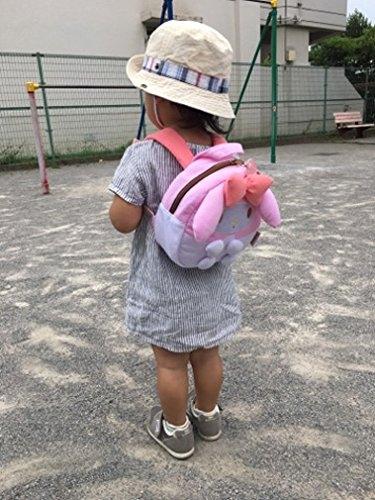 日本【美樂蒂】造型卡通後背包 兒童包包 安全牽繩 野餐露營郊遊【小福部屋】