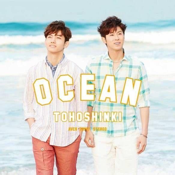 東方神起 OCEAN CD 初回版(購潮8)