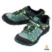 MERRELL新竹皇家 ALL OUT BLAZE AERO SPORT 綠色 水陸兩棲 運動鞋 女款NO.I7476