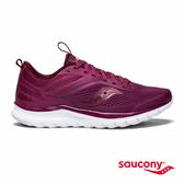 SAUCONY LITEFORM MILES 輕運動休閒鞋款-紫紅