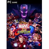[哈GAME族]免運費 可刷卡 PC GAME 漫威英雄大戰卡普空 無限 亞版 中文版 Marvel vs. Capcom