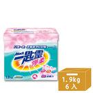 一匙靈 淨柔超濃縮 洗衣粉 (1.9Kg x6入) 箱購│飲食生活家