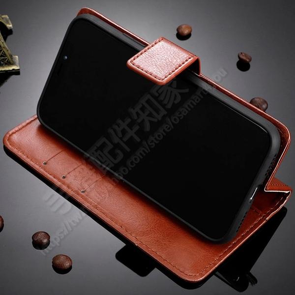 【側掀收納皮套】Samsung Galaxy A51 5G 6.5吋 SM-A516F/DSN 瘋馬皮套/磁扣保護套/手機套-ZW