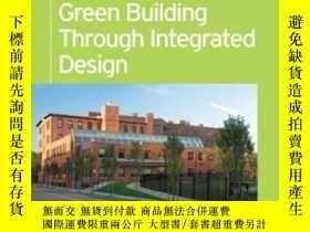 二手書博民逛書店Green罕見Building Through Integrated DesignY364682 Jerry