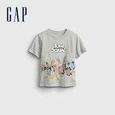 Gap男幼童GapxWarnerBros怪物奇兵系列純棉短袖T恤692011-灰色
