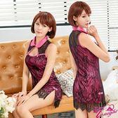 ■■iMake曖昧客■■旗袍T9342-黑桃-F