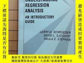 二手書博民逛書店Understanding罕見Regression Analys