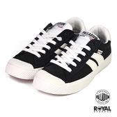 Palladium 新竹皇家 Pallaphoenix 黑色 帆布 線條 休閒鞋 男女款 NO.B0437