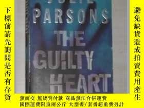 二手書博民逛書店英文原版罕見The Guilty Heart by Julie