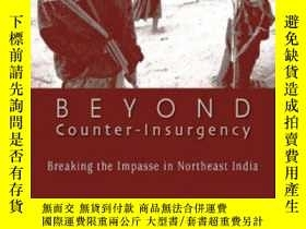 二手書博民逛書店Beyond罕見Counter-insurgency: Brea