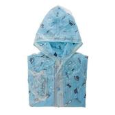 【Bonita】印花雙層雨衣-紳士風雙層雨衣