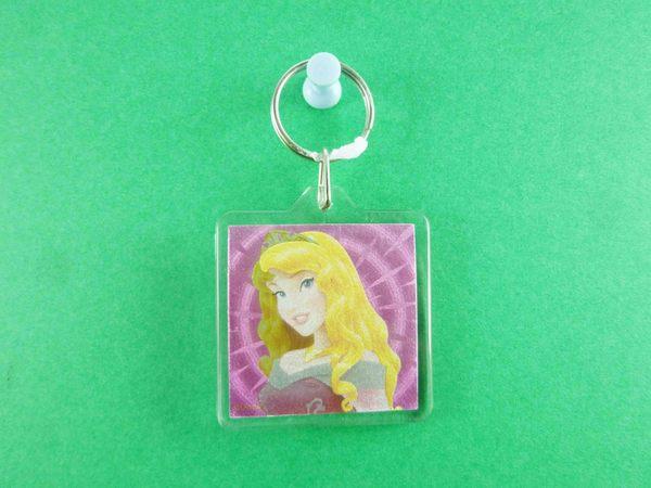 【震撼精品百貨】公主 系列Princess~立體造型鑰匙圈-貝兒圖案