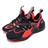 Nike 武士鞋 Huarache E.D.G.E. TXT AS QS 黑 紅 全新系列 男鞋 運動鞋【PUMP306】 BV8171-001