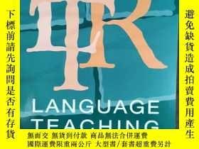 二手書博民逛書店LTR罕見language teaching research 2019年volume 23 number 4
