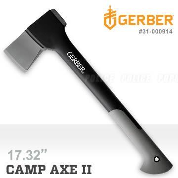 美國Gerber貝爾 Camp17吋 Axe II 斧頭(公司貨)#31-000914