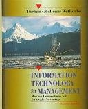 二手書《Information Technology for Management: Making Connections for Strategic Advantage》 R2Y ISBN:0471178985
