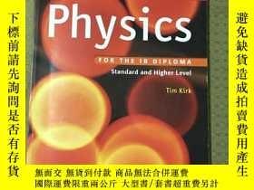 二手書博民逛書店Physics罕見For The Ib Diploma: Stu