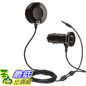 [106美國直購]  AmazonBasics 車載套件 Hands-Free Car Kit with 3.5mm Aux Jack