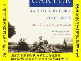 二手書博民逛書店An罕見Hour Before DaylightY255562 Carter, Jimmy Simon &am