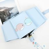 全自動雨傘可愛折疊卡通防紫外線防曬遮陽摺疊傘晴雨兩用【奇趣小屋】