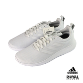 Adidas Lite Racer 白色 織布 休閒運動鞋 男款 NO.B0735【新竹皇家 B96568】