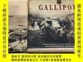 二手書博民逛書店CENTENARY罕見100YEARS EDITION GALLIPOLI 25 APRIL 1915-9 JAN