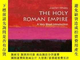 二手書博民逛書店The罕見Holy Roman EmpireY364153 Whaley, Joachim Oup Oxfor