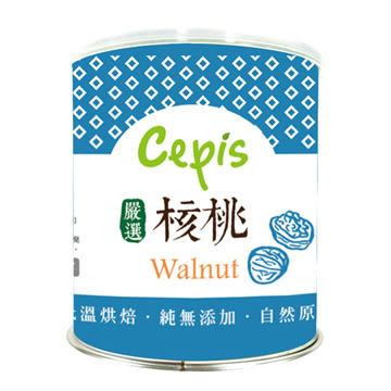 Cepis│嚴選核桃180g
