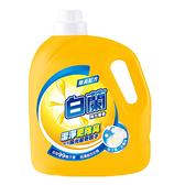 箱購 白蘭陽光馨香超濃縮洗衣精 2.7kg x 4入組