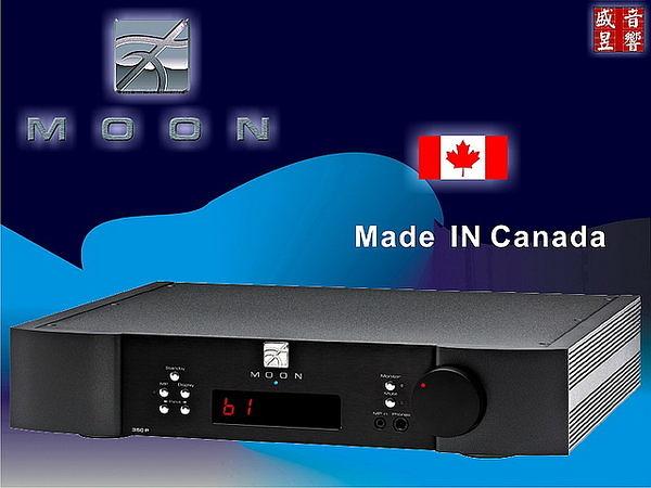 盛昱音響 ~ 加拿大 Simaudio MOON NEO 350P 前級處理器 【Made in Canada】