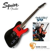 五月天 Mayday 石頭 限量電吉他/限定簽名琴【by Fender】 【隨琴附贈五月天石頭簽名款海報】
