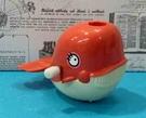 【震撼精品百貨】發條玩具-鯨魚-紅色#15454