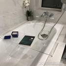 浴缸置物架亞克力浴缸架SPA浴缸桌浴室浴缸隔板浴缸置物架板泡澡手機木支架YJT 【快速出貨】