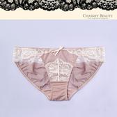 Chasney Beauty-雅典娜S蕾絲三角褲(芋肤A款)