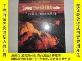 二手書博民逛書店Going罕見The Extra Mile: A Guide T